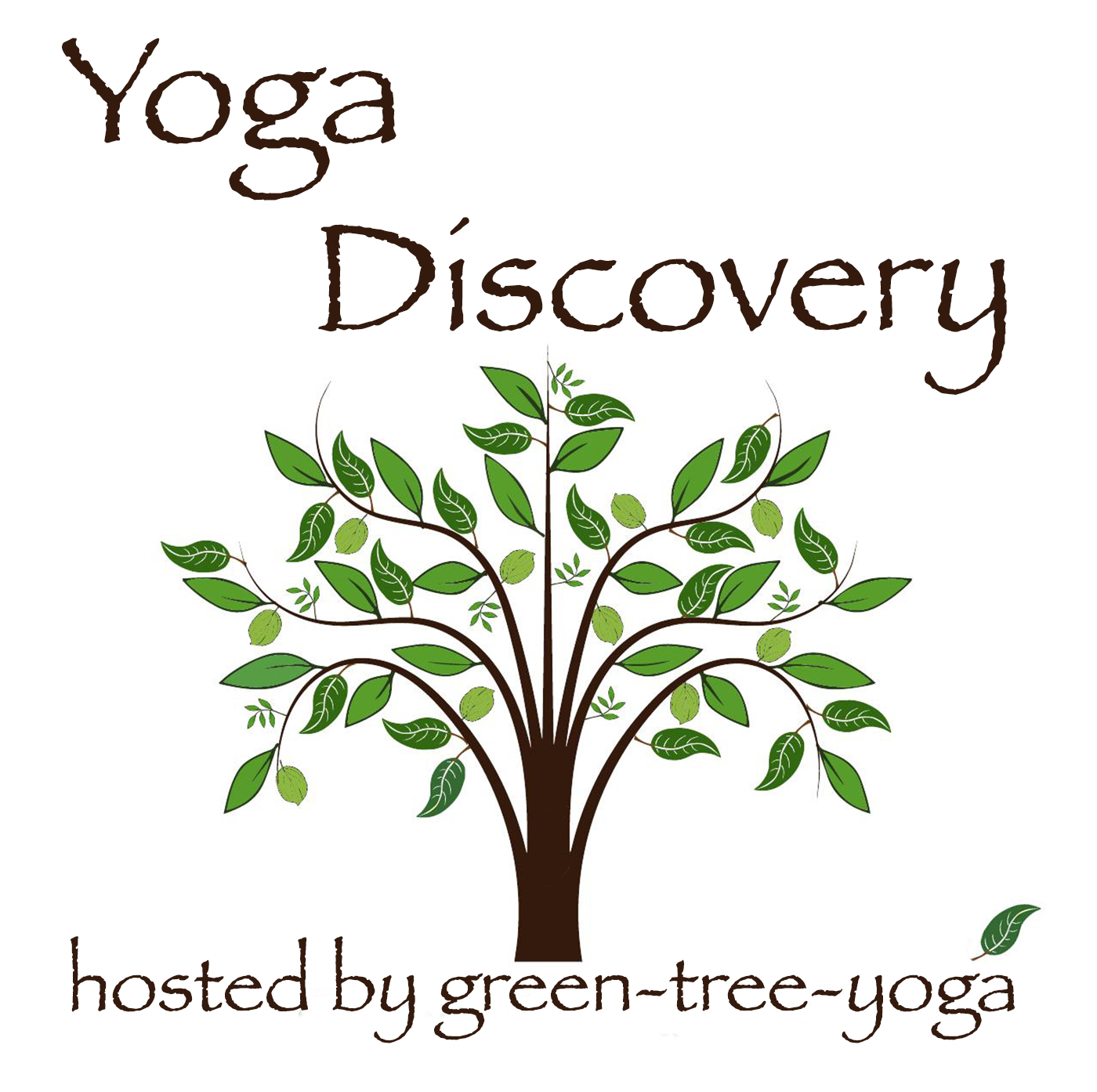 Yoga Podcast Logo